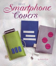 A Spoonful of Sugar: Tutorial: Eiffel Tower Smartphone Cover Smartphone Covers, Apple Smartphone, Ipod Covers, Gingham Fabric, Polka Dot Fabric, Felt Phone Cover, Applique Templates, Christmas Makes, Christmas Gifts