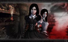 """Alice Madness Returns 3 --  """"I can't say I'm surprised you've been incarcerated in the asylum again!"""""""