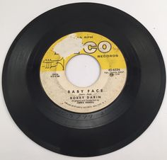 Bobby Darin: Baby Face / You Know How