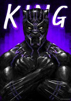 You are watching the movie Black Panther on Putlocker HD. King T'Challa returns home from America to the reclusive, technologically advanced African nation of Wakanda to serve as his country's new leader. Black Panther Pin, Black Panther Movie Poster, Black Panther Marvel, Black Panther Drawing, Marvel Fan Art, Marvel Dc Comics, Marvel Heroes, Black Panther Chadwick Boseman, Warrior King