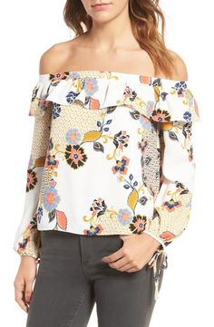 a62f1a4e336e2 Leticia Off the Shoulder Blouse (Posts by Denisee Denisee)