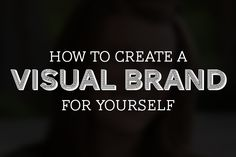 a great article with a lot of helpful hints to keep in mind while 'branding' your name, which is a key element all artists should consider while trying to promote themselves.