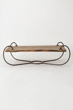 Unique and rustic Monarch Coffee Table from Anthropologie