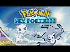 Pokemon Sky Fortress   pokemon go sun and moon
