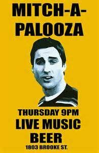 Mitch A Palooza Poster Template - Bing Images
