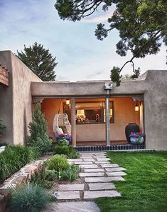 Adobe Residence in New Mexico | Home Interior Design, Kitchen and Bathroom Designs, Architecture and Decorating Ideas