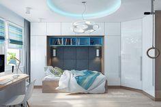 Kids Bedroom Designs, Boys Bedroom Decor, Modern Bedroom Design, Kids Room Design, Bedroom Furniture, European Bedroom, Student Room, Sims House, Room Inspiration