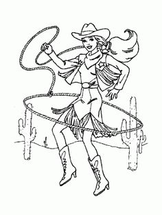 my family fun barbie doll cowgirl coloring free coloring pages of barbie doll cowgirl