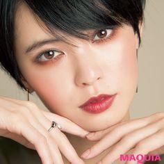 Makeup Inspo, Makeup Art, Makeup Inspiration, Beauty Makeup, Hair Makeup, Hair Beauty, Fresh Makeup, Simple Makeup, Asian Makeup Tutorials