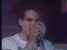 The Cure - Why Can't I be You ( French TV 87)