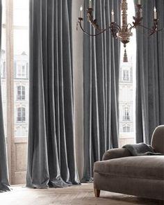 trends raamdecoratie 2018 velours gordijnen in nikkel kleur wooninspiratie gordijnen
