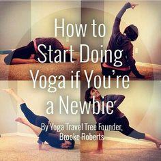 Yoga newbie                                                                                                                                                      More