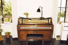 Emile Haynie's studio