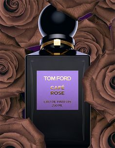 Perfume Review – Tom Ford Private Blend Café Rose (The Jardin Noir Collection) | Kafkaesque