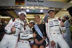 ポルシェ、ル・マンにおける18度目のポールポジションを獲得  [F1 / Formula 1]