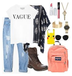 Chillin' it's Thursday by kokostylz on Polyvore featuring polyvore, fashion, style, MANGO, Steve Madden, JanSport, H&M, Marc by Marc Jacobs, The Giving Keys, Una-Home, HoneyBee Gardens, NARS Cosmetics and clothing