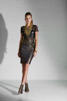 Leather Skirt, Skirts, Collection, Dresses, Women, Fashion, Vestidos, Moda, Skirt