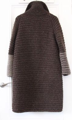 """Купить Пальто """"The Chocolate Dream"""" - вязаное пальто, вязаный кардиган, пальто женское"""