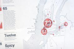 Manhattan Map: By Feltron.