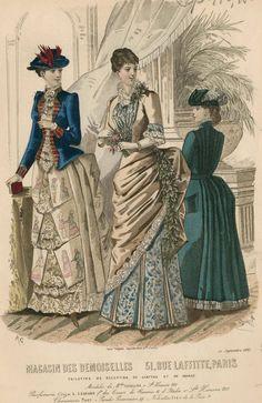Magasin des Demoiselles 1883
