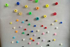TUTORIAL - Create Your Own Enamel Dots... so easy!