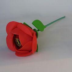 LembreFest : Rosa com bombom