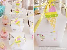 Ice Cream Party Planning Ideas Supplies Idea Cake Decorations