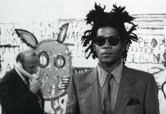 Basquiat (off topic from this board but such a great artist)