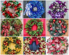 Christmas Wreaths, Floral Wreath, Holiday Decor, Home Decor, Noel, Floral Crown, Decoration Home, Room Decor, Home Interior Design