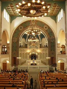 Rykestrasse Synagogue  © Mazbln/WikiCommons
