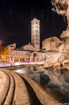 Piazza Bocca della Verità - Roma