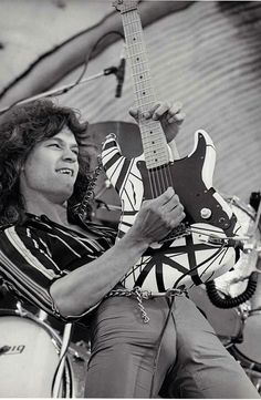 Very young Eddie  Van Halen