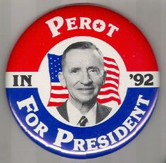 Image result for Perot 1992 campaign sign