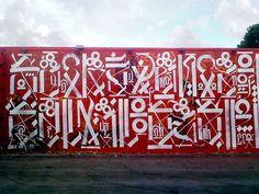 Retna for Art Basel Miami 2011