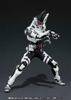 S.H.Figuarts 仮面ライダーゲンム ゾンビゲーマー レベルX 07