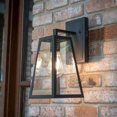 Outdoor Light Fixtures, Outdoor Wall Lantern, Outdoor Wall Sconce, Outdoor Wall Lighting, Outdoor Walls, Exterior Light Fixtures, Black Outdoor Wall Lights, Outdoor House Lights, Outdoor Wall Decorations