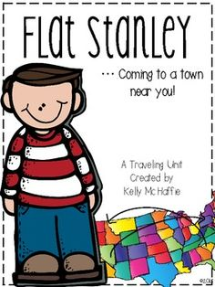 Flat Stanley...Coming to a town near you! LOVE Flat Stanley!!