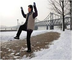 Tai Chi Helps COPD Sufferers