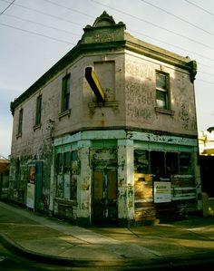 Old cornershop, Brunswick, Australia