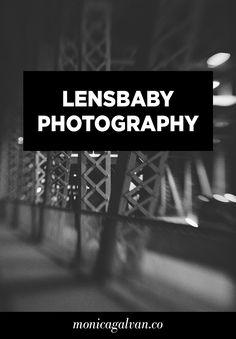 Lensbaby City Photography - Monica Galvan
