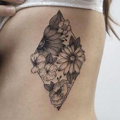 Floral Tattoo..