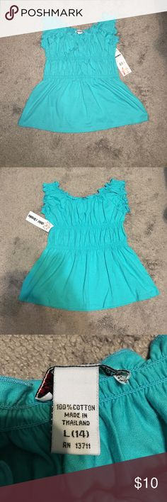 Christie Brooks Girls Smock Top Blue smock top for a girl by Christie Brooks.      BUNDLE AND SAVE! Christie Brooks Shirts & Tops Blouses