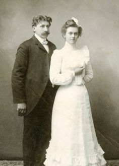 Frank and Grace Schreiber :: Whitman County Heritage
