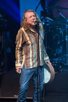 Robert Plant and the Sensational Space Shifters performs at Le Bataclan on June 22 2014 in Paris France