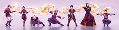 Firebenders: Dancing Dragon by moni158.deviantart.com on @deviantART