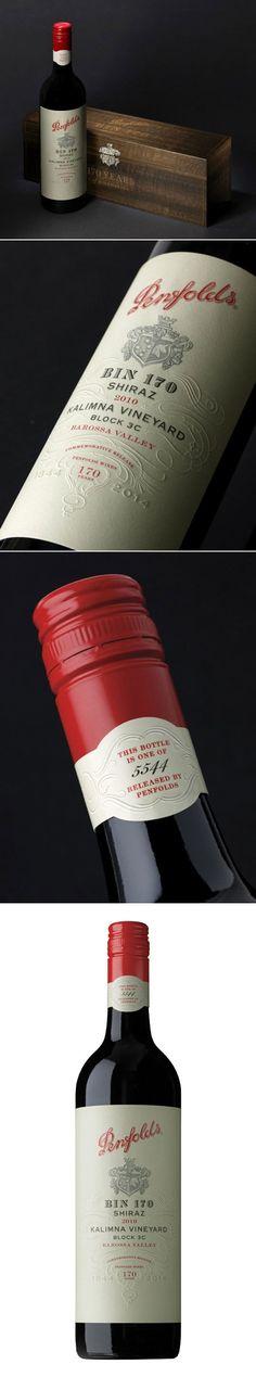 Penfolds Bin 170  #taninotanino #vinosmaximum