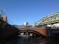 Shohei-bashi bridge, Akihabara