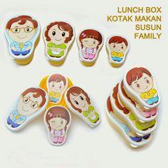 Kotak makan family