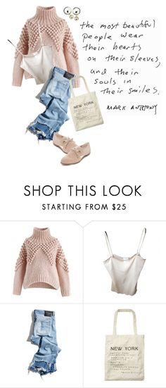 """""""The most beautiful people"""" by tasteofbliss ❤ liked on Polyvore featuring Chicwish, Chanel, R13, Scotch & Soda and Crown & Ivy"""