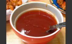 Γλυκόξινη σάλτσα